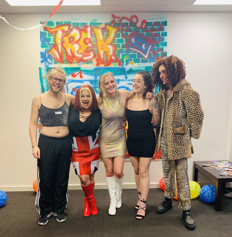 Trek 90's Party